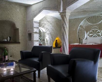 mystic cave house